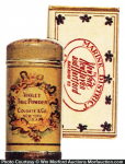 Colgate Talcum Sample Tin