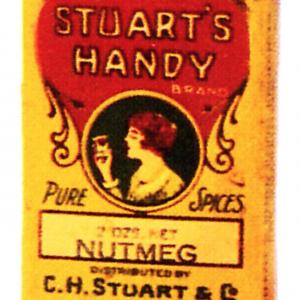 Stuart's Handy Spice Tin