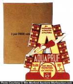 Aquapruf Display