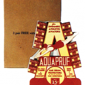 Aquapruf Display
