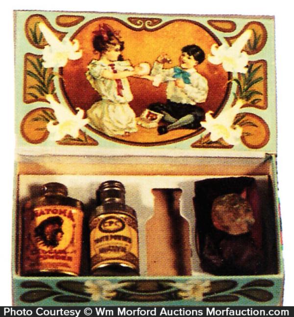 California Perfume Gift Set