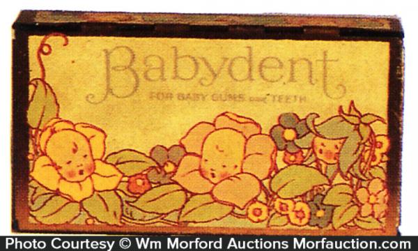 Babydent Medicine Box
