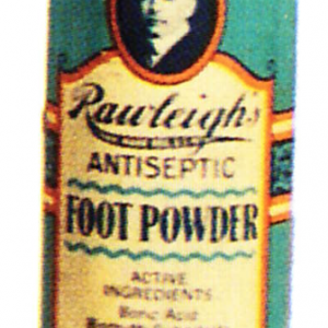 Rawleigh Foot Powder Tin