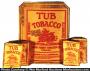 Tub Tobacco Display