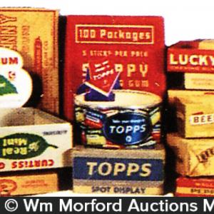 Vintage Gum Box
