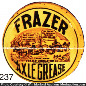 Frazer Axle Grease Tin