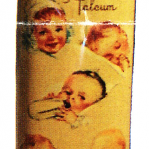 Larkin Baby Talcum Tin