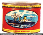 Isbrandtsen Coffee Can
