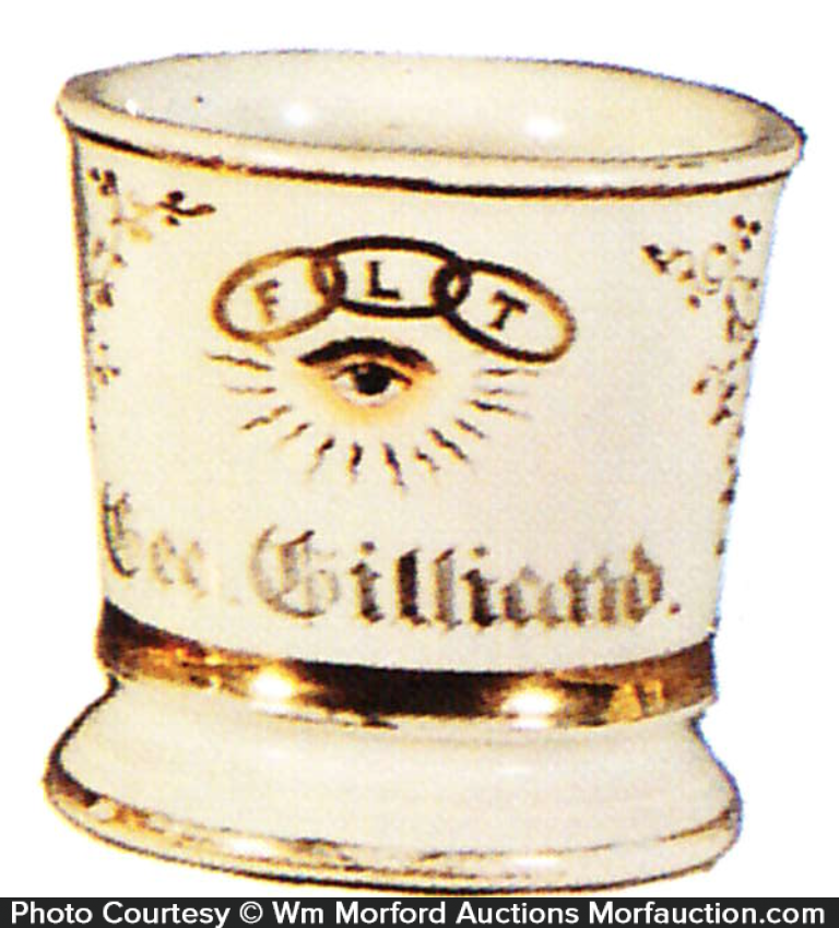 Odd Fellows Fraternal Mug