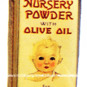 Lander Nursery Powder Tin