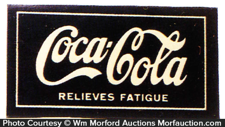 Coca-Cola Medicinal Label