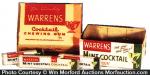 Vintage Warrens Gum Items