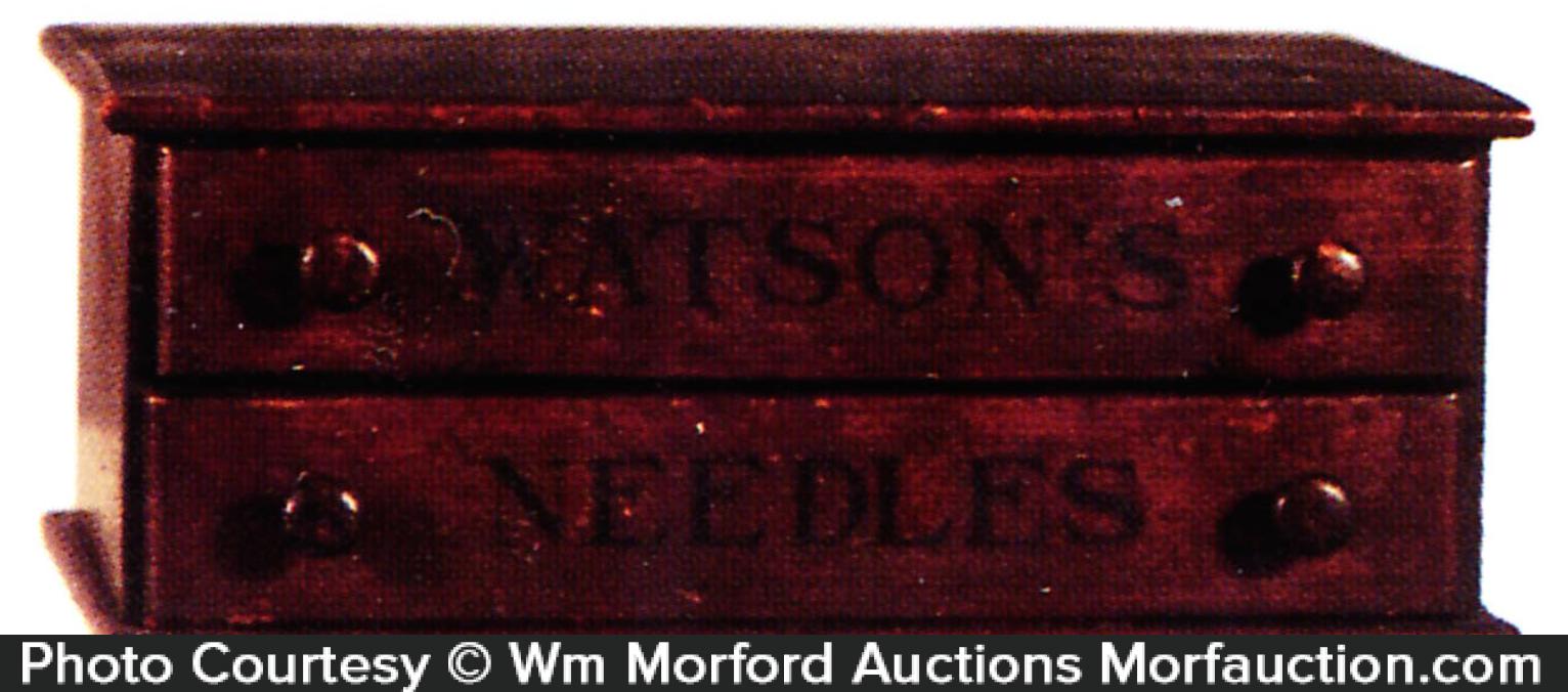 Watson's Needle Case