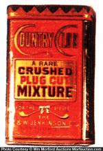 Country Club Tobacco Tin