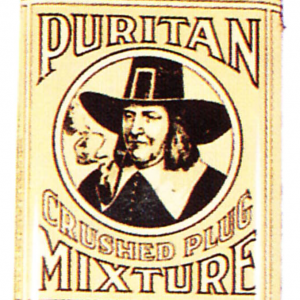 Puritan Mixture Tobacco Tin