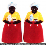 Luzianne Coffee Salt & Pepper Shakers