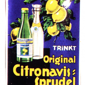 Citronavis Sprudel Sign
