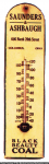 Black Beauty Coal Thermometer