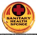 Sanitary Health Sponge Tin