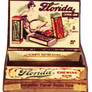 Florida Gum Box