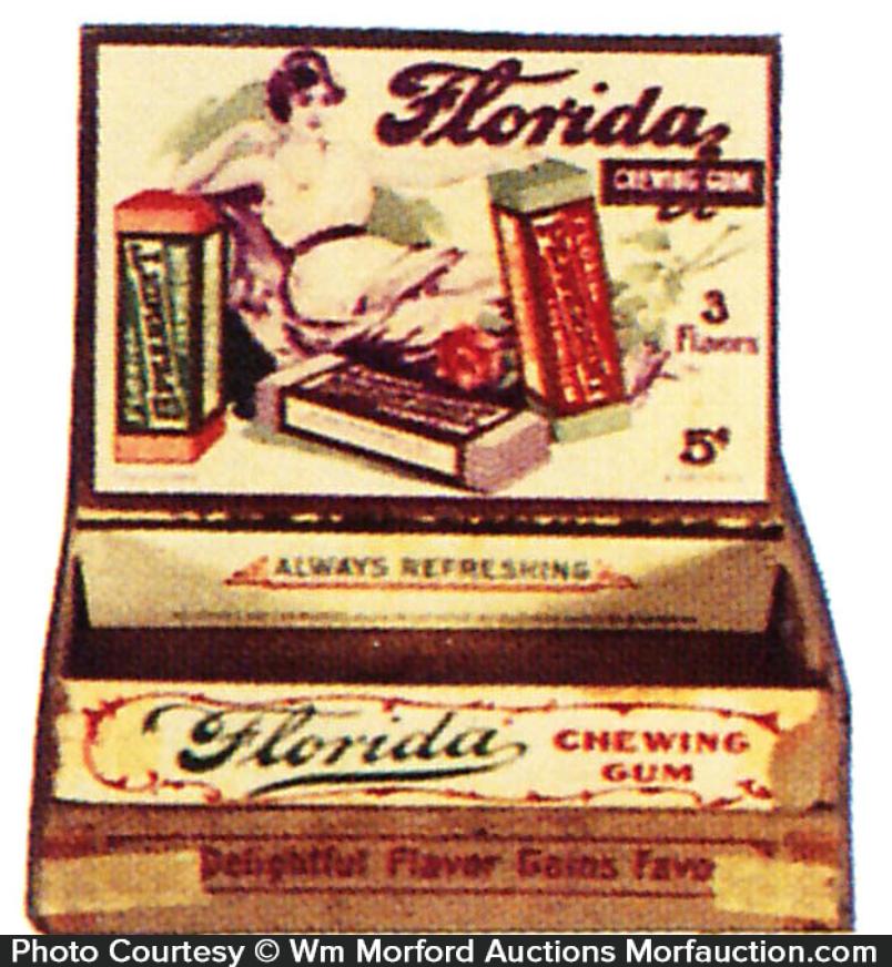Florida Gum Box