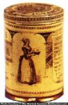 Baker's Cocoa Sample Tin