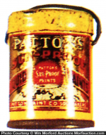 Patton's Paint Can