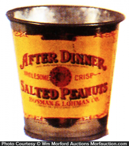 After Dinner Nut Cup