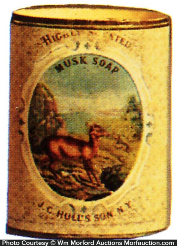 Musk Soap Box