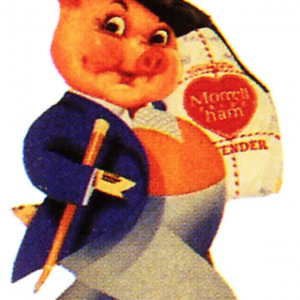 Morrell Mr. Ham Sign