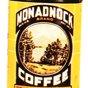 Monadnock Coffee Can