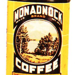 Monadnock Coffee Can