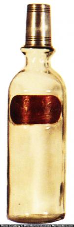 Rustler Syrup Bottle