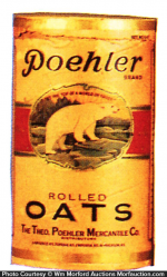 Poehler Oats Box