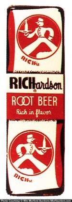 Richardson Root Beer Door Push