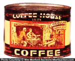Coffee House Coffee Can