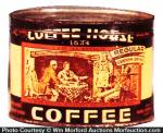 Coffee House Coffee Can