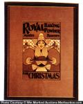 Harper's Magazine Royal Baking Powder Cover
