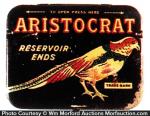 Aristocrat Condom Tin
