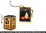 Edison Mazda Lamps Tags