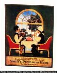 Swift's Premium Ham Sign