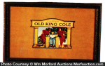 Parrish Old King Cole Cigar Label