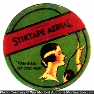 Silktape Aerial Tin
