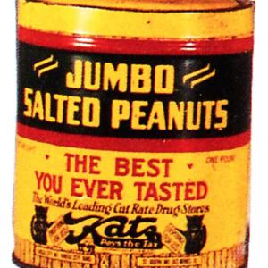 Katz Jumbo Peanut Tin