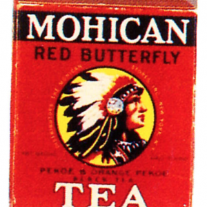 Mohican Tea Tin