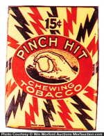 Pinch Hit Chewing Tobacco Pack