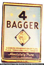 4 Bagger Tobacco Pack