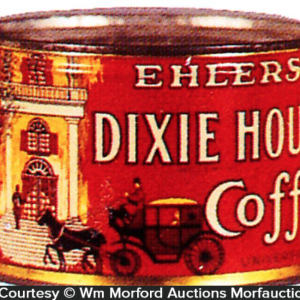 Dixie House Coffee Can