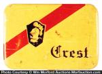 Crest Condom Tin