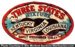 Three States Mixture Tobacco Tin